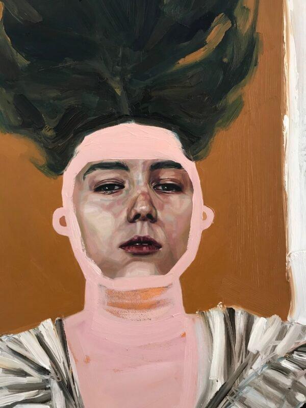 Artist Louise Howard